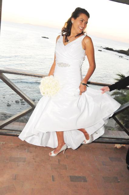 The white dress 949 home
